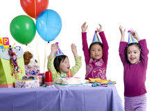 Free Birthday Party Royalty Free Stock Image - 3370806