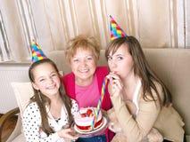 Birthday party Stock Photos
