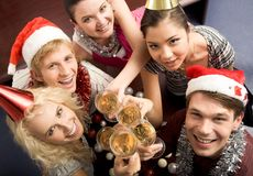 Birthday party Stock Photography