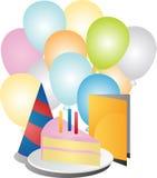 Birthday party celebration Royalty Free Stock Photography