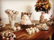 Birthday party child girl Stock Photo