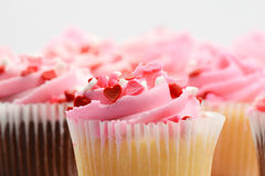 Birthday Party Cupcakes Royalty Free Stock Image