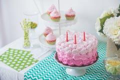 Birthday party decoration Royalty Free Stock Photos