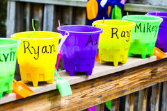 Birthday Party Favors Royalty Free Stock Images