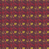Birthday Seamless pattern Stock Image