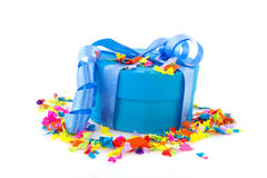 Birthday present Royalty Free Stock Images