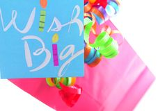 Birthday Present Royalty Free Stock Photography