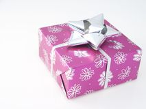 Birthday Present. Birthday or xmas Present Stock Photo