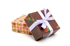Birthday presents Stock Photography