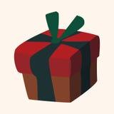 Birthday presents theme elements vector,eps. Vector illustration file Royalty Free Stock Photos