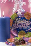 Birthday Still life Royalty Free Stock Images