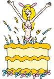 Birthday Surprise Royalty Free Stock Photo