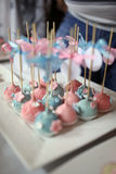 Birthday sweets Royalty Free Stock Image