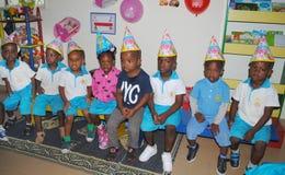 BIRTHDAY TO SCHOOL Royalty Free Stock Photo