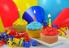 Birthday Treats Royalty Free Stock Image
