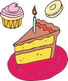 Birthday Treats Royalty Free Stock Photos
