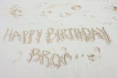 Birthday wish Stock Image