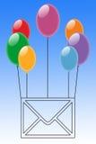 Birthday wishes Royalty Free Stock Photos