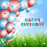 Birthday wishes Royalty Free Stock Photography