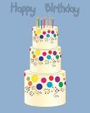 Birthday wishes Royalty Free Stock Image