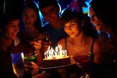 Birthday wonder Royalty Free Stock Photography