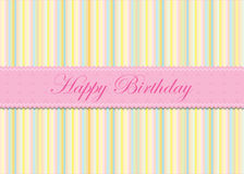 Birthday23 feliz Fotos de archivo libres de regalías