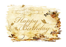 Birthday43 feliz libre illustration