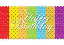 Birthday53 feliz libre illustration