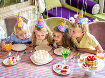 Birthdays Royalty Free Stock Photography