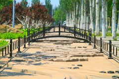 birthplace of beijing-hangzhou grand canal royalty free stock photo