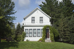 Birthplace of film actress Judy Garland in Grand Rapids, Minneso Royalty Free Stock Photo