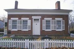Birthplace of Thomas Edison Museum Royalty Free Stock Photo