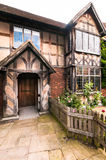 Birthplace of William Shakespeare. Stratford-upon-Avon ,Warwickshire, England Royalty Free Stock Images