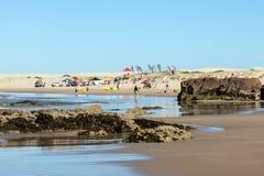 Birubi Beach Stock Image