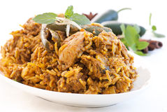 Biryani Royalty Free Stock Images