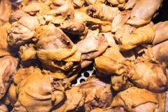 鸡biryani 库存图片