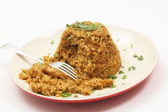 Biryani meal Royalty Free Stock Photos