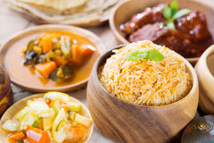 Biryani rice Royalty Free Stock Photography