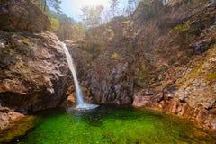 Biryong Falls watrefall stock photos