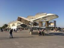 Bis 14 и музей завтра - Рио-де-Жанейро Стоковые Фото