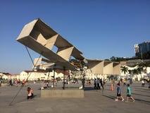 14 Bis - Рио-де-Жанейро Стоковая Фотография