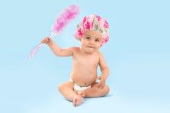 婴孩浴bis 图库摄影