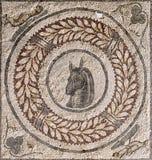 Bis romano del mosaico fotografía de archivo libre de regalías