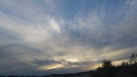 Bis zum Himmel stockfotografie
