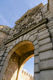 Bisagra gate detail Stock Photos