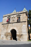 Bisagra gate, Toledo, Spain Royalty Free Stock Photography