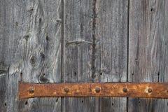 Bisagra oxidada Imagen de archivo
