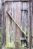 bisagras de puerta del siglo XIX Foto de archivo