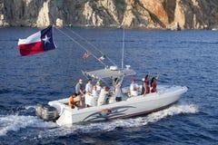 Bisbee小船 免版税库存照片