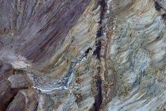 Bisbee铜矿 免版税库存照片